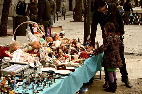 Mercado de Madrid, Blog Gavirental