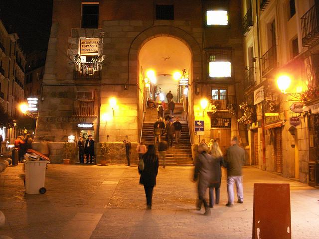Arco de Cuchilleros Blog Gavirental
