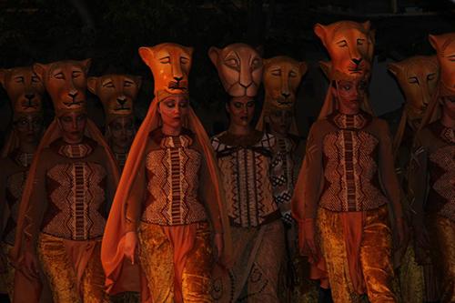 Musical del Rey León, Blog Gavirental
