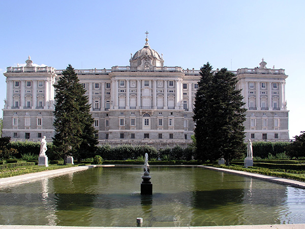 Palacio real, blog gavirental