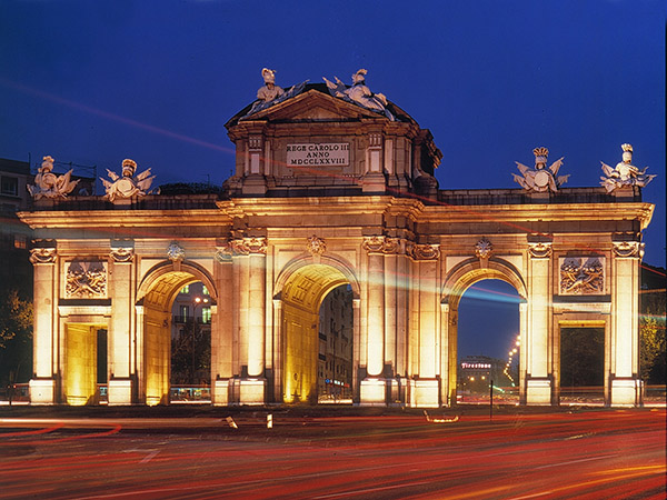 Puerta de alcalá, blog gavirental