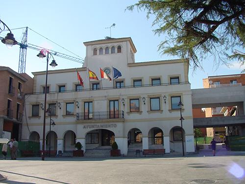 Descubriendo madrid zona norte blog gavir - Cristalerias en san sebastian de los reyes ...