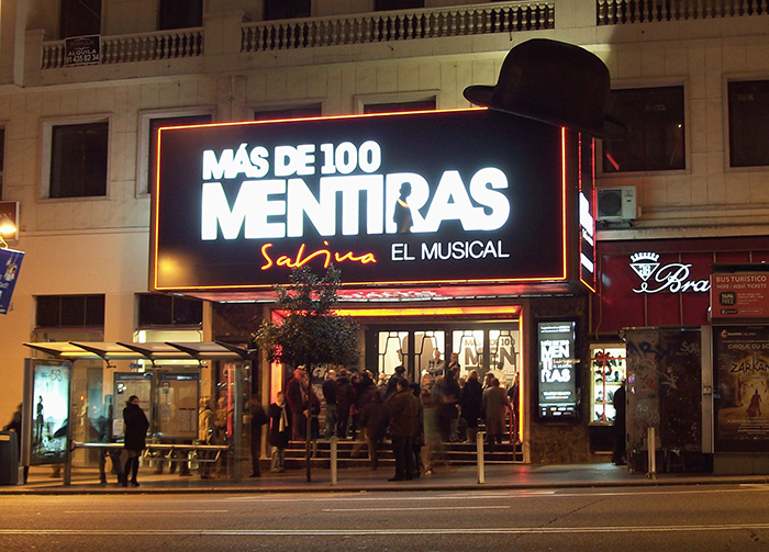 Musicales en Madrid, Blog Gavirental