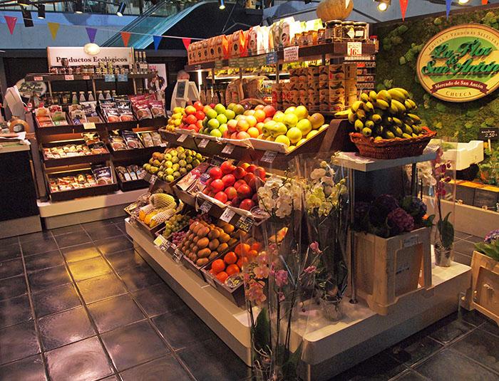 Mercado de San Antón, Blog Gavirental