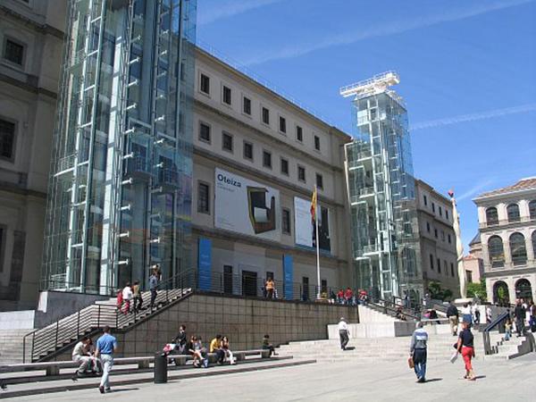 Museo Reina Sofía de Madrid, Blog Gavirental