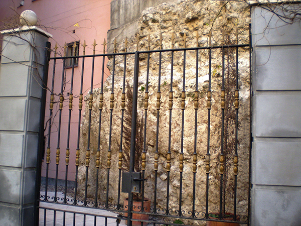 Muralla cristiana de Calle Mancebos, Madrid, Blog Gavirental
