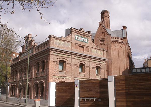 Fábrica de cervezas el águila, blog Gavirental