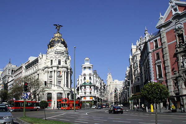 Madrid city tour, blog gavirental