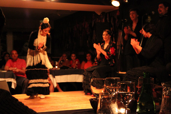 Tablao flamencoa, Las Carboneras de Madrid, Blog Gavirental