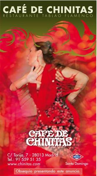 Café de Chinitas, Madrid, Blog Gavirental