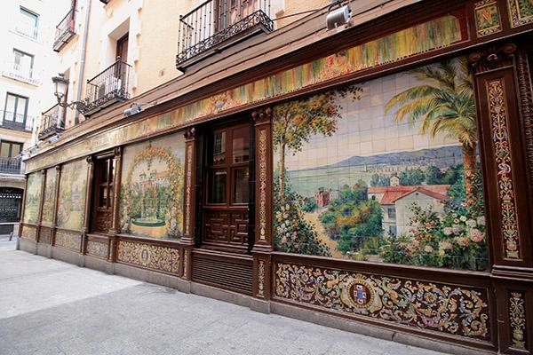 Restaurante Villa Rosa de Madrid, Blog Gvirental
