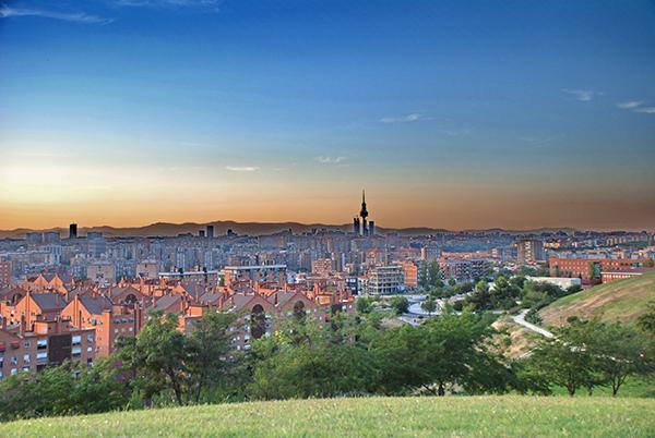 Parque de las siete tetas en Madrid, Blog Gavirental