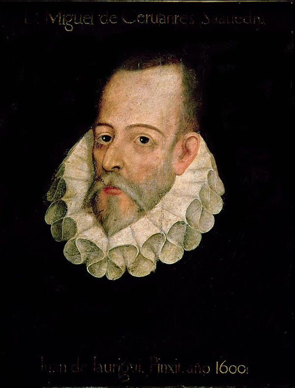 Miguel de Cervantes, Blog Gavirental
