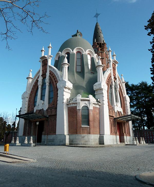 Cementerio de La Almudena, Blog Gavirental