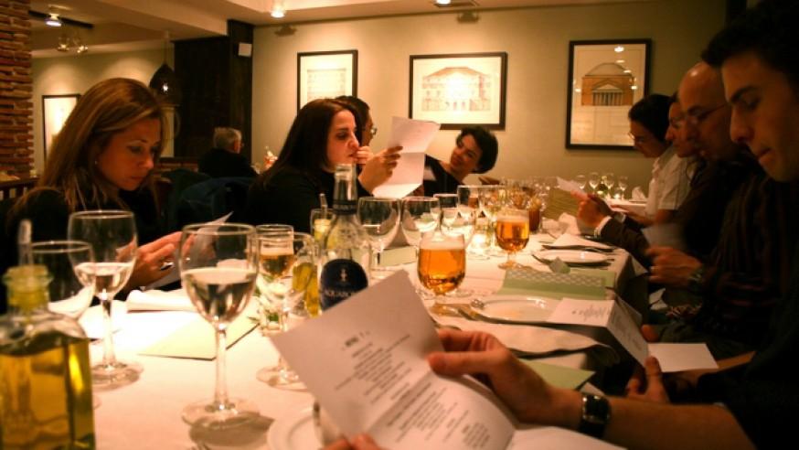 7 restaurantes de madrid para celebrar cenas de empresas - Restaurantes madrid navidad ...
