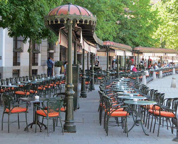 Café Oriente, Blog Gavirental
