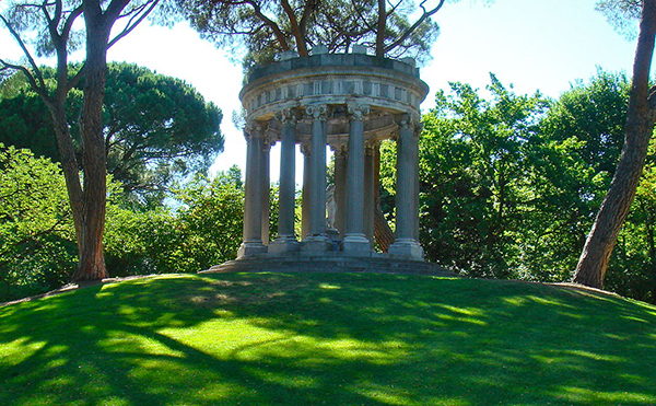 Parque del capricho , blog Gavirental