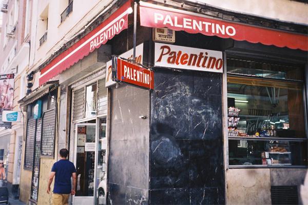 Palentino bar Madrid