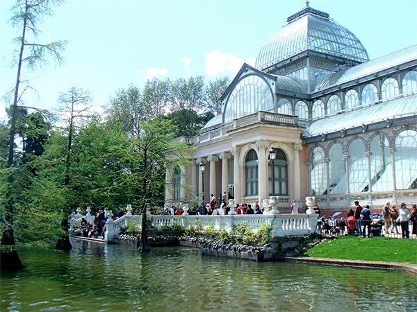 Palacio de Cristal, Blog Gavirental