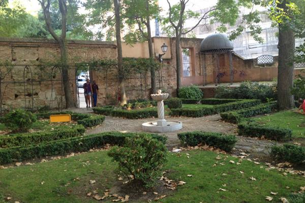 Jardín del Principe de Anglona
