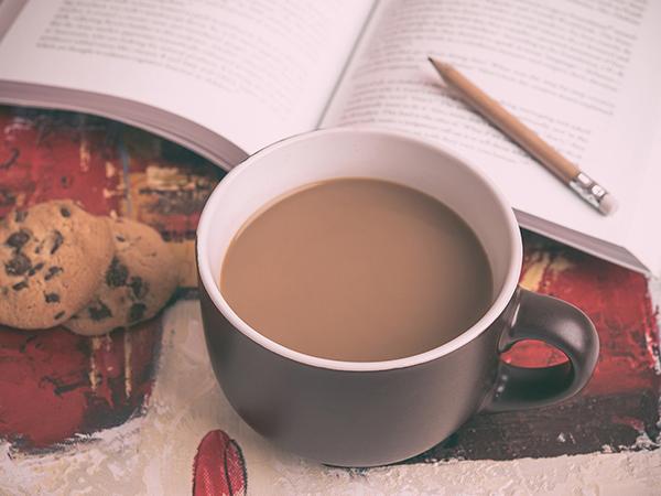 Café más libro, blog Gavirental