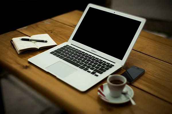 café trabajo, blog gavirental