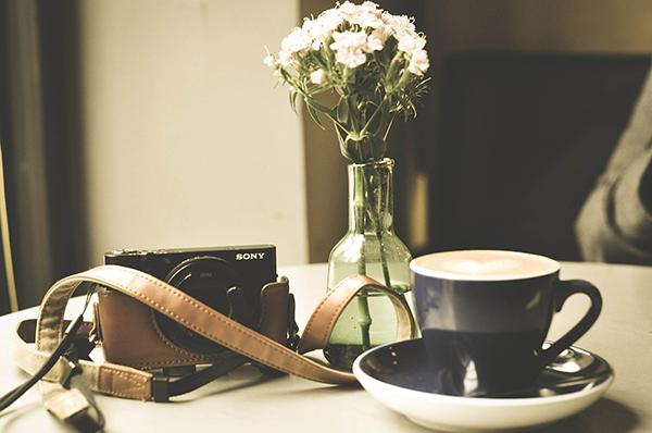 Café vintage, blog gavirental