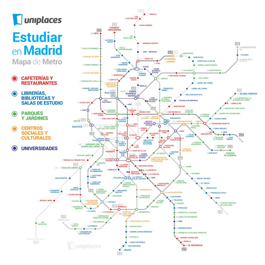 mapa de estudio de madrid, blog gavirental