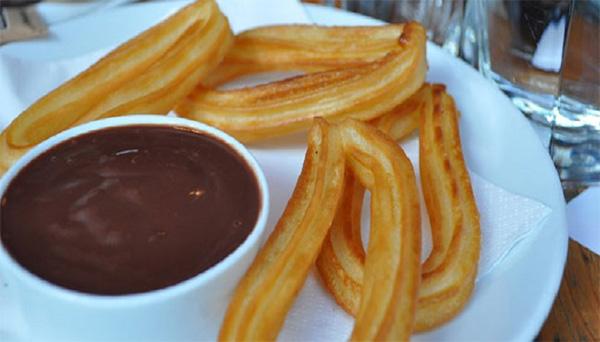Chocolatería la Antigua, blog Gavirental