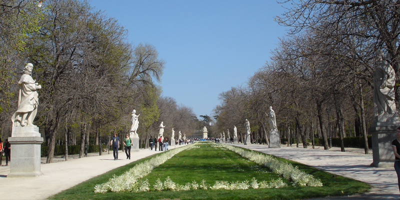 MADRID RETIRO