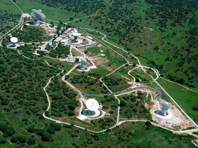 NASA MADRID