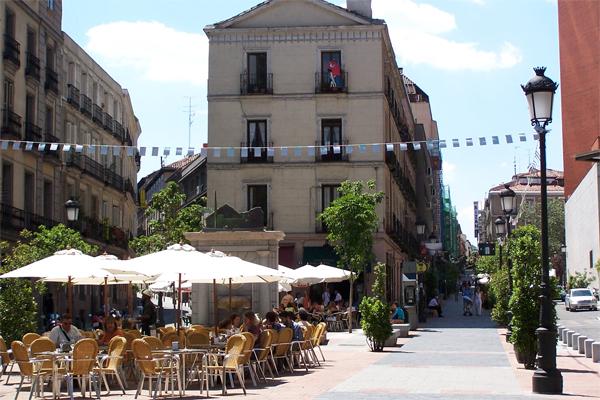 PLANES PRIMAVERA EN MADRID