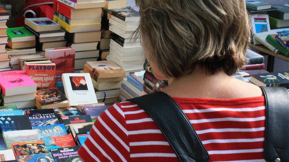 Día del libro madrid 2017
