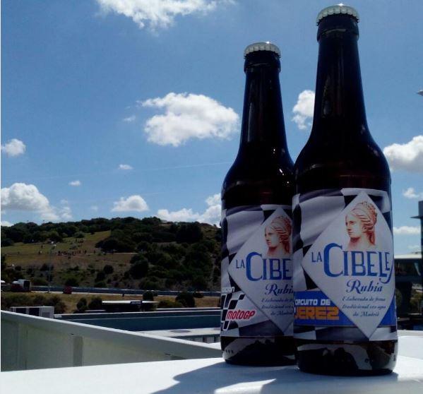 Cerveza artesana Cibeles JPG