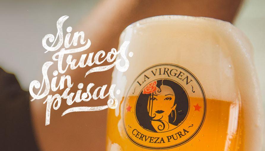 Cerveza artesana en Madrid La Virgen