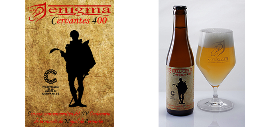 Cervezas de Madrid Enigma Origen