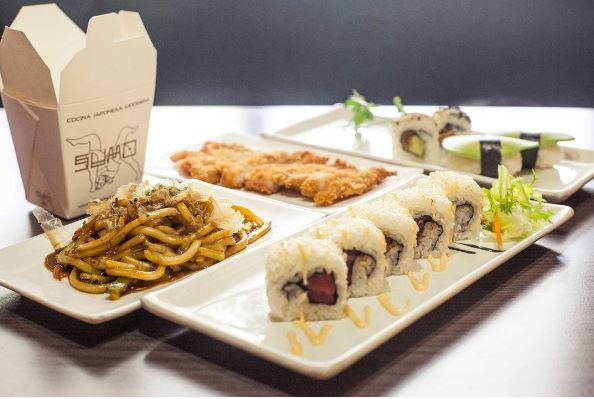 Mejor sushi en Madrid