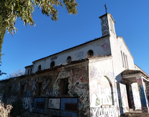 Convento trapense de la Aldehuela