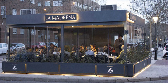 Restaurante asturiano Madrid